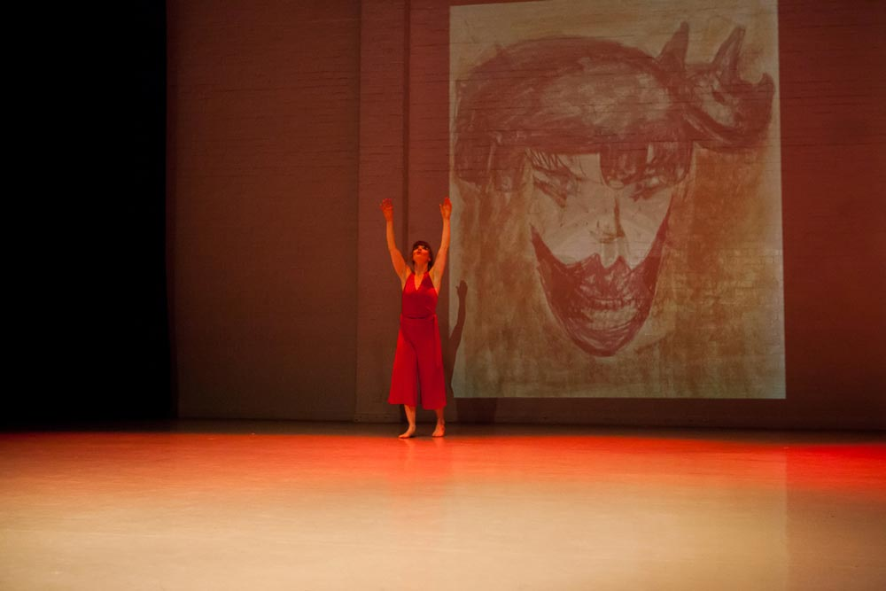 Performance Lecture, Dr Jill Hayes Memorial, University of Chichester, 2015