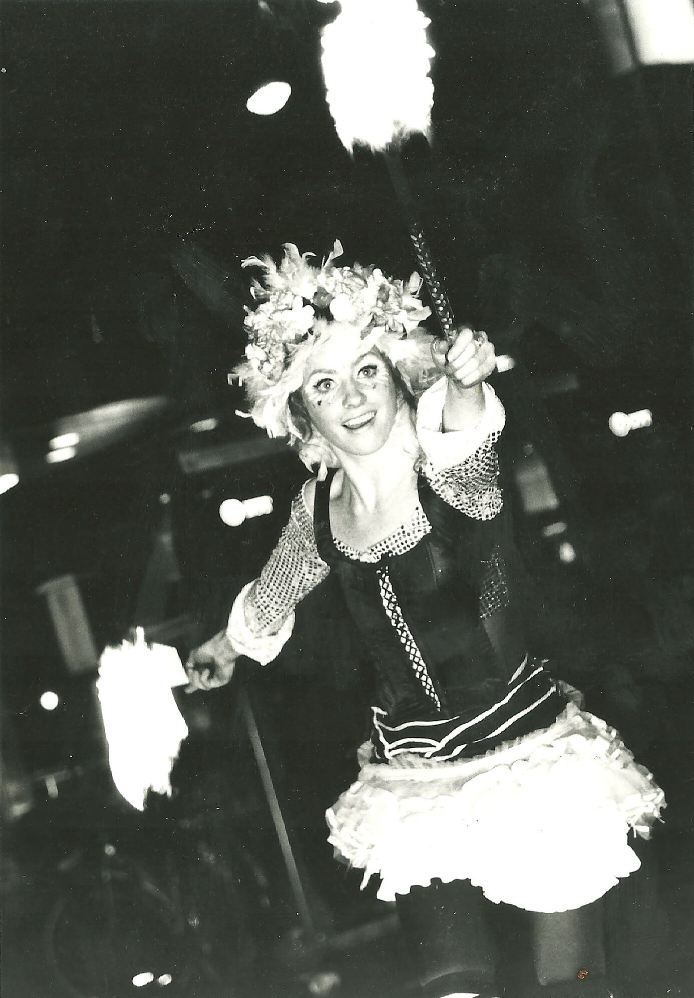 Street Theatre Tour, Japan, 1996